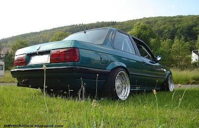 BMW E30 2.5L tuning