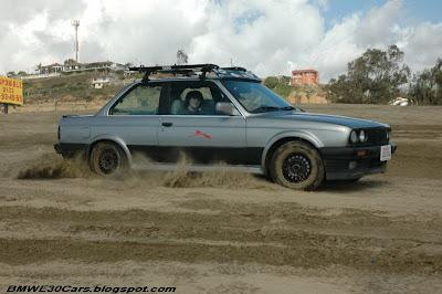 BMW E30 4x4