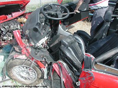 E30 accident