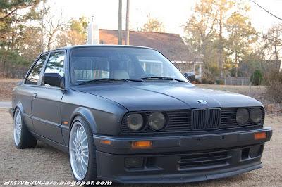 BMW E30 S52B32