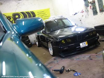 E30 M3 TUNING