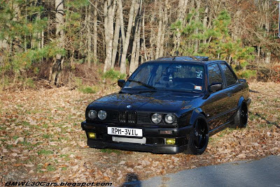 BMW E30 S50 turbo