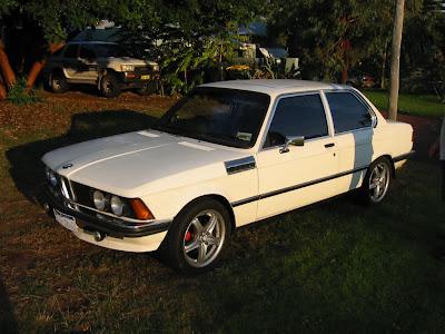 E21 V8