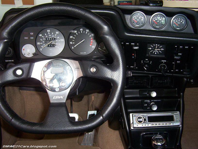 BMW 320I E21