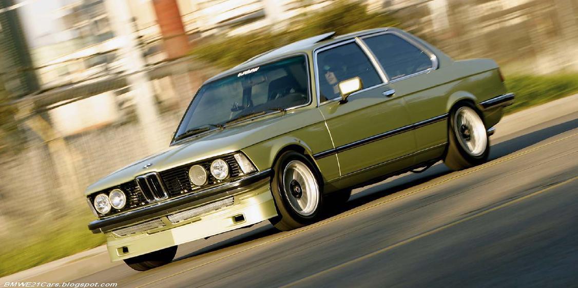 bmw 320i tuning. BMW E21 320i tuning