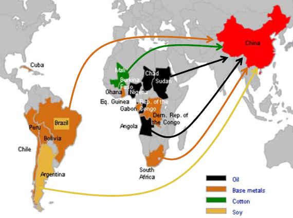 chinese filipino trade relationship between us and latin