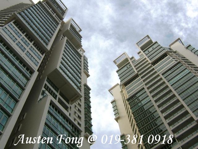 Malaysia Real Estate And Property  Marc Residence - Klcc