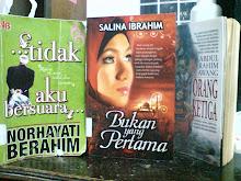 Novel yg akak dah baca