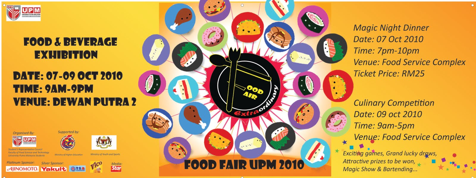 Food Fair UPM