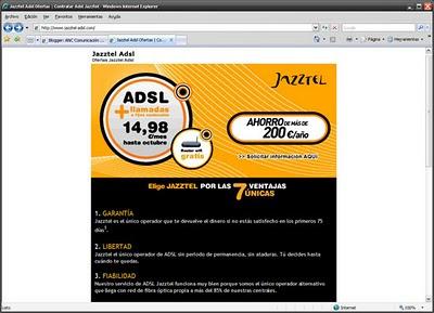 Jazztel Adsl