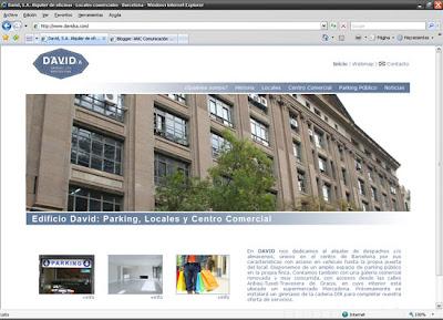 Renovación web