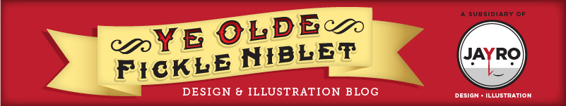 Ye Olde Fickle Niblet Design & Illustration Blog