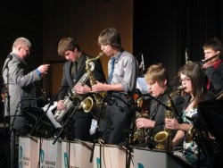 Drake Jazz Ensemble I