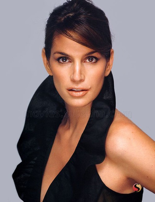 Cindy Crawford - Wallpaper Hot