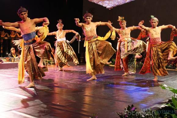 Tari Serimpi Yogyakarta Cultures Tari Serimpi