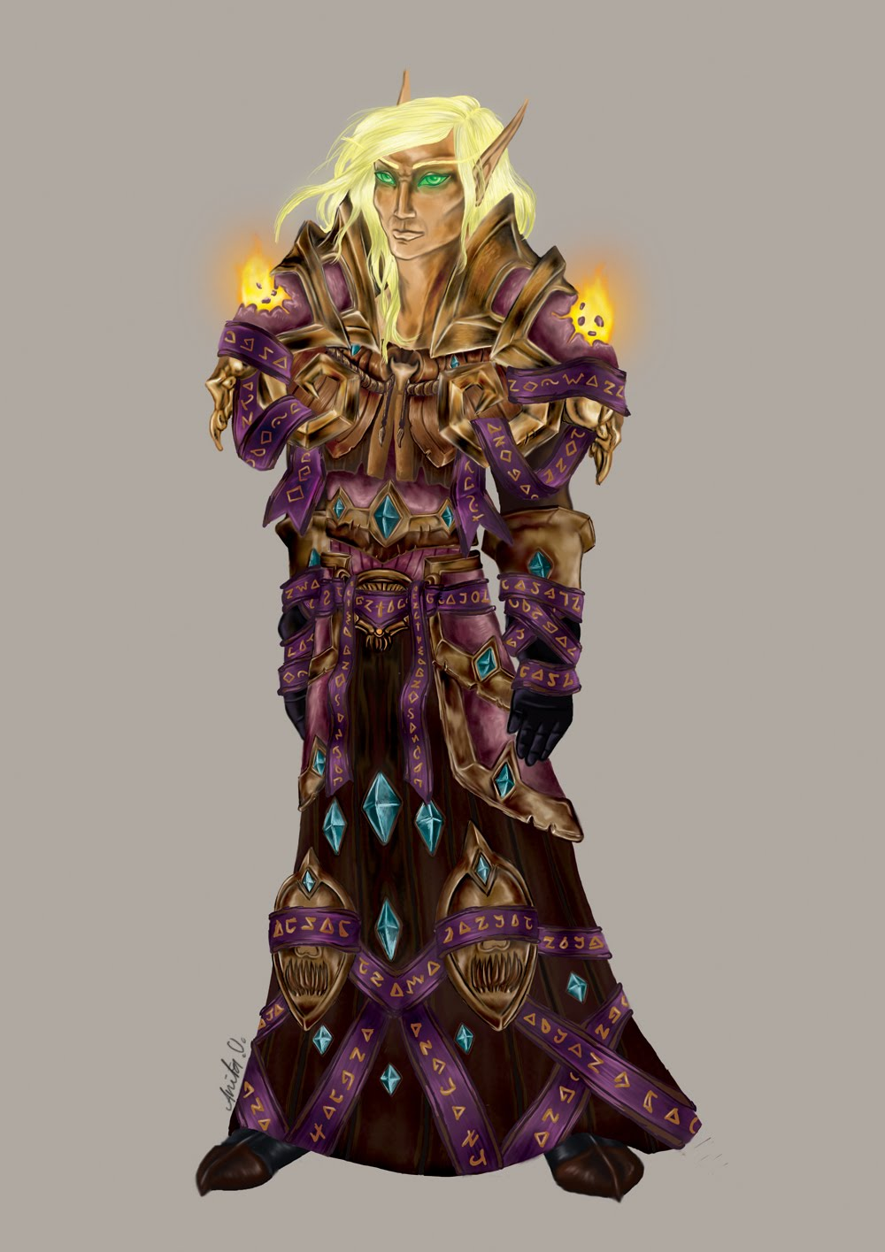 Blood elf paladin pic fucking video