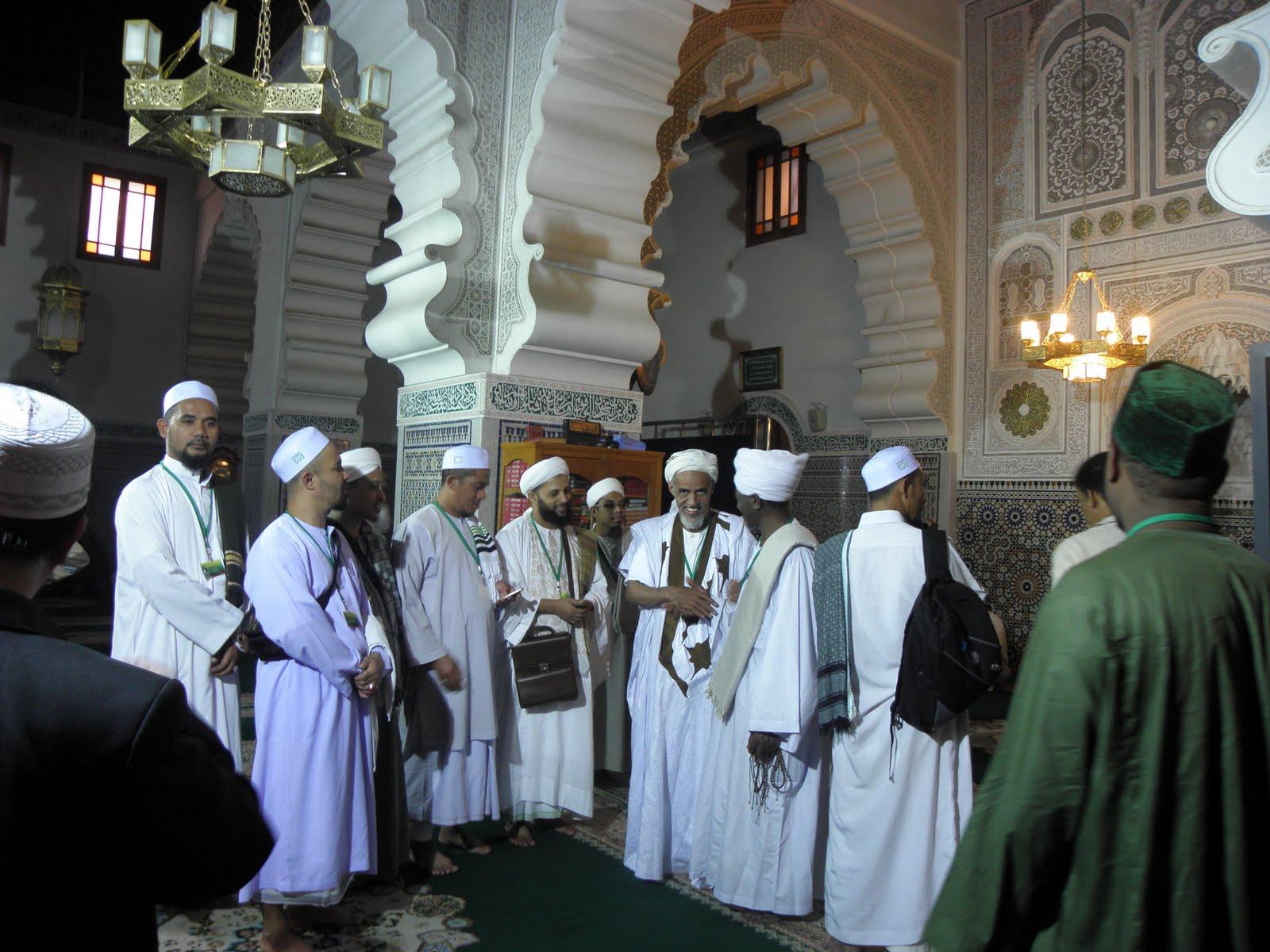 Grand Zawiya, Fez, Morocco - 2009