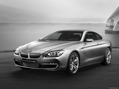 2010 Bmw 6 Series Coupe. BMW 6 Series Coupe Concept