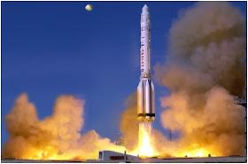 roket antariksa