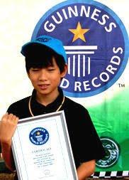 Putra Putri Indonesia Yang Tercatat Dalam Guinness World Records