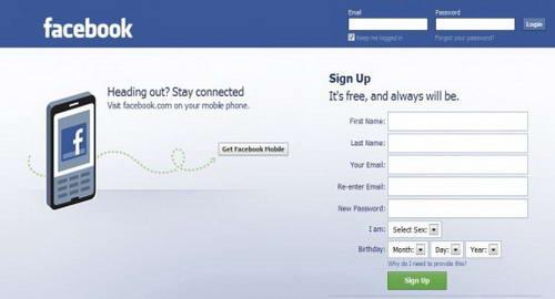 Facebook – Merubah Cara kita berinteraksi