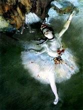 Bailando para Degas