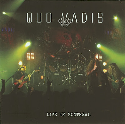 MELODEATH METAL/INFLUENCE -HERE Live+In+Montreal