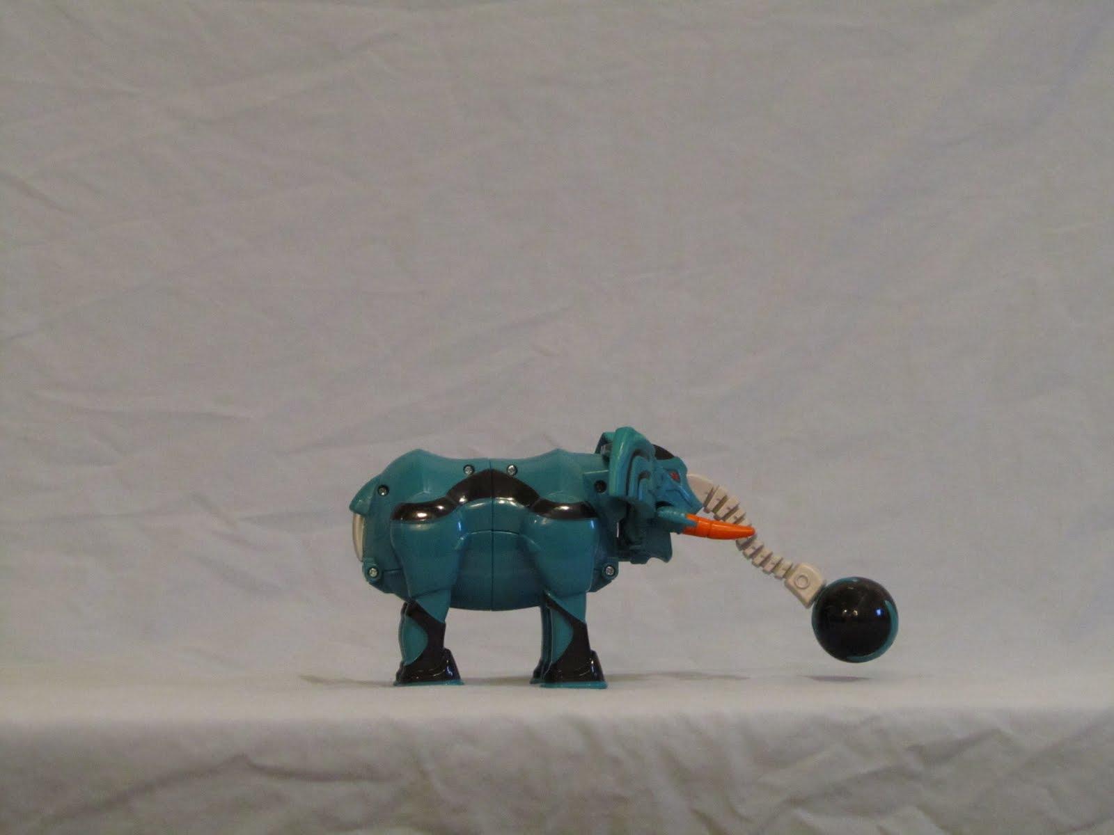 EuiKid's Ebay: PRJF Shark/Bat/Elephant Zords