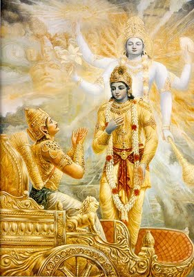 Bhagavad-Gita - the science of self-realization