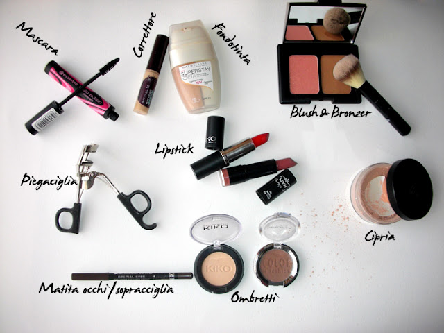 Recessionista Chic: The €50 beauty bag with all the products you need