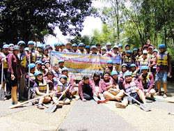 Rafting dan OUTBOUND PT NIGAMA