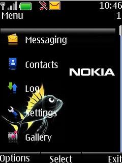 Nokia s40v3 theme