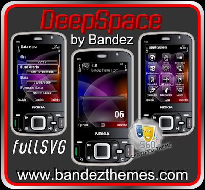 DeepSpace by Bandez,bandez themes