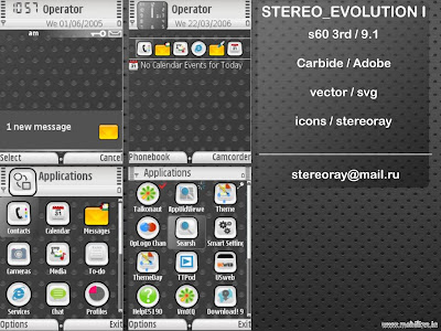 Stereo Evolution I By StereoRay
