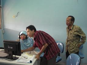 lab. bahasa SMPN 145 jakarta