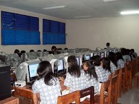 Kelas IX praktik Internet