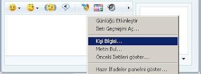 MSN Avatar çalma anlatım