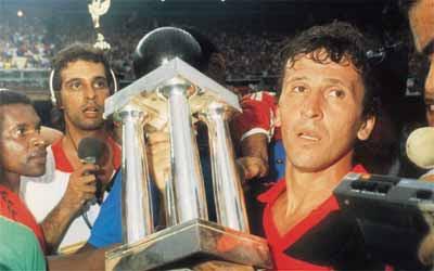 Zico e Copa União