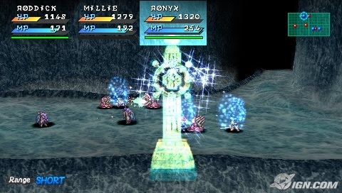 Star Ocean First Departure PSP Game Download Torrents
