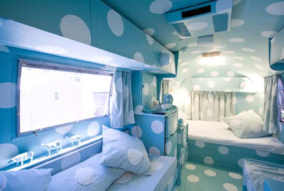 Madison Avenue Baby Craft & Decorate: How to Decorate a Camper