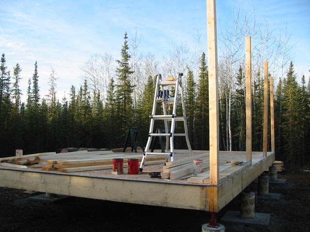 Off Grid In Alaska Cabin Building Day 41 To 45
