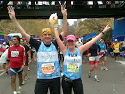 To take part in the New York Marathon was . (nyc marathon)