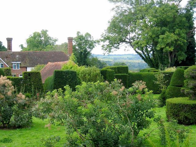 Hortibus chateaux et jardins du kent et sussex great for Circuit jardins anglais