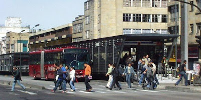 Bogotá's BRT 'warts and all'