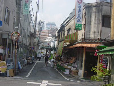 Did the Japanese invent Shared Space Streets?