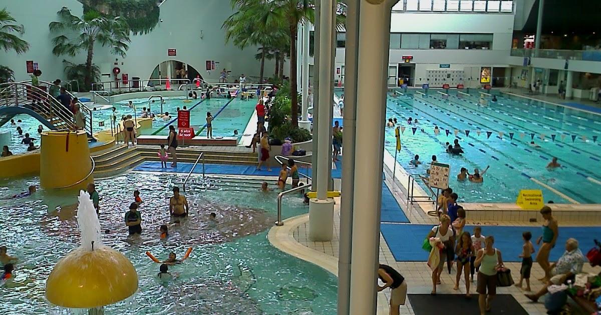 Swimming Homebush Aquatic Centre