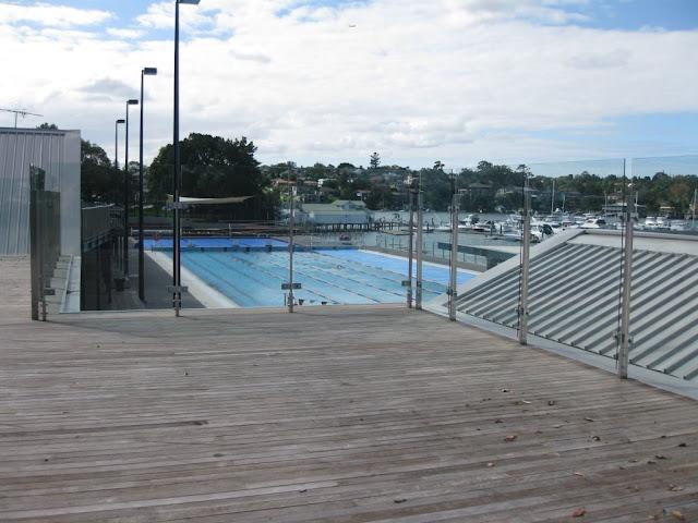 Swimming Cabarita Pool