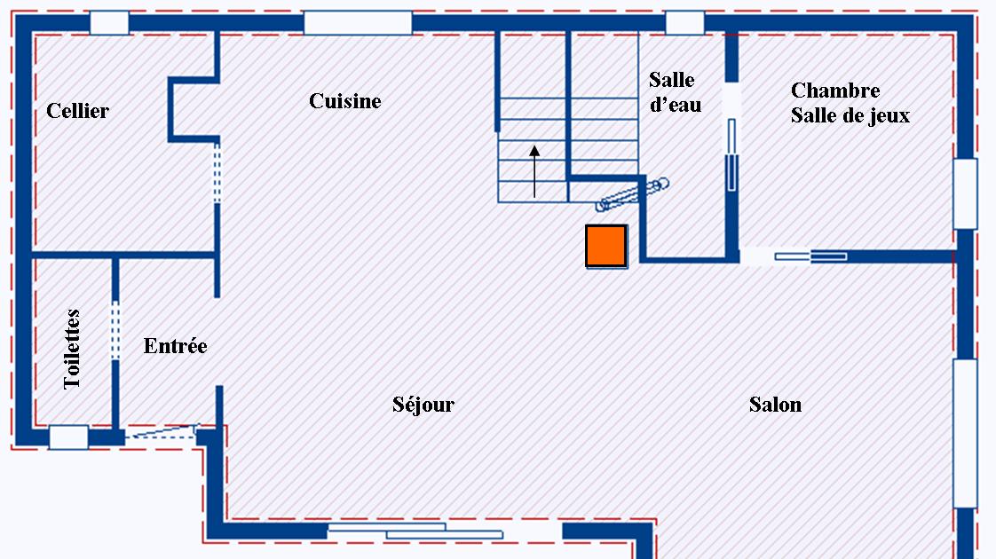 poele a granule 4kw. Black Bedroom Furniture Sets. Home Design Ideas