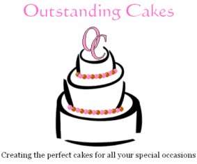 Outstanding Cakes - decorated cakes based in Wellington, NZ.