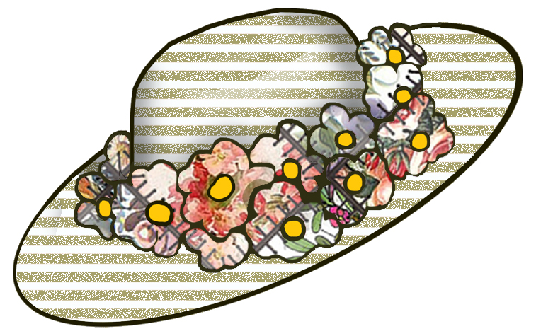 clipart easter bonnets - photo #45